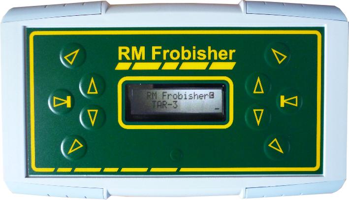 TAR-3 Resistivity Meter