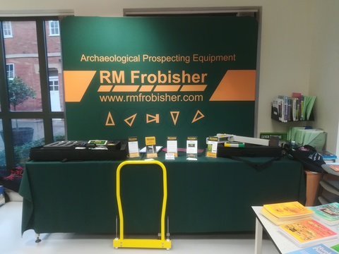 RM Frobisher (1986) Ltd. at the CBA East Midlands' - East Midlands Archaeological Review