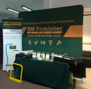 RM Frobisher at ICAP2017, Bradford