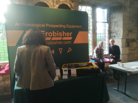RM Frobisher (1986) at the Royal Archaeological Institute's, Arras 200 - Celebrating the Iron Age Conference, York