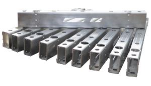 Laser Cut Cross Bars (0.5m)